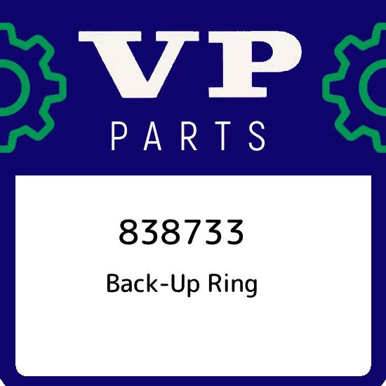 838733 Volvo Penta Adapter Heat Exchanger Support Ring 1 EA NEW