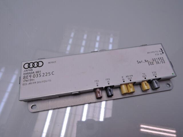 Audi A4 B6 8e Antennenverstärker Verstärker Antenne 8E9035225C