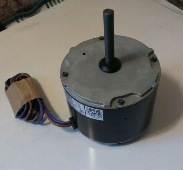 Goodman 0131M00429S 1-Speed Condenser Fan Motor 1//4 Hp 1,075 RPM 208//230 Volts