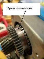 Aluminum Mini Metal Lathe Headstock Spindle Spacer Replaces Plastic Spacer