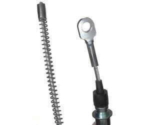 Parking Brake Cable-Element3 Rear Left Raybestos BC94245 fits 1987 Isuzu Trooper