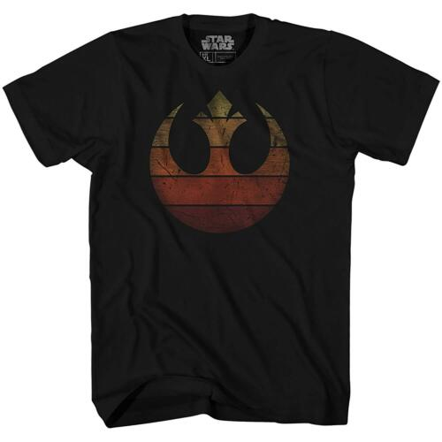 Rebel Alliance Star Wars Last Jedi Luke Finn Rey Tee Adult Mens Graphic T-Shirt