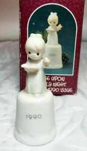 """Precious Moments """"Once Upon A Holy Night"""" Special 1990 Issue  #523844 ©1990 MO-2"""
