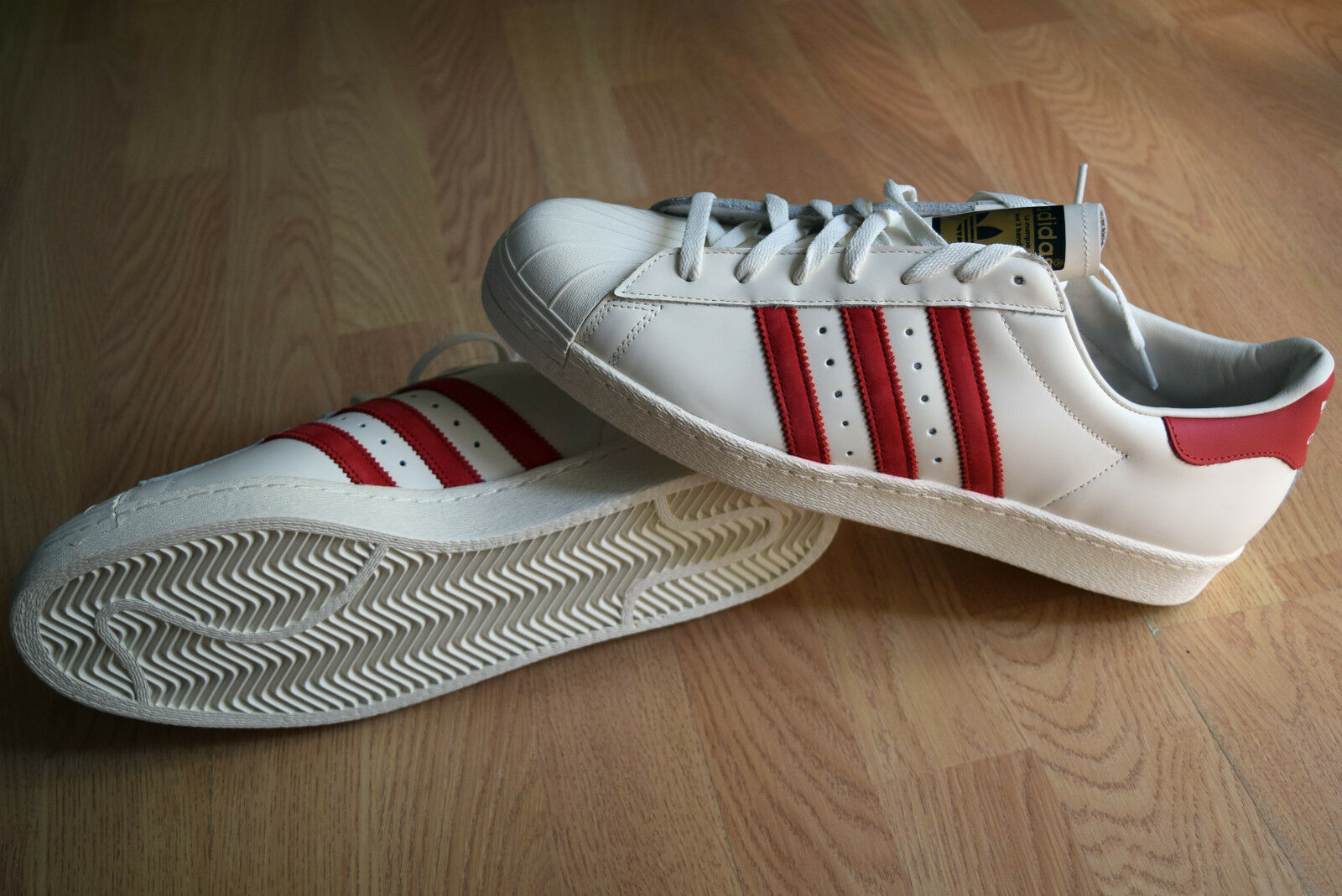 Adidas Superstar 80s DLX 48,5 sTan 49 B35982 rom cAmPuS sTan 48,5 smitH forUm dEcadE 80's 5c3168