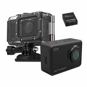 Activeon-CX-CCA11W-R-1080p-Action-Camera-Onyx-Black-Refurbished