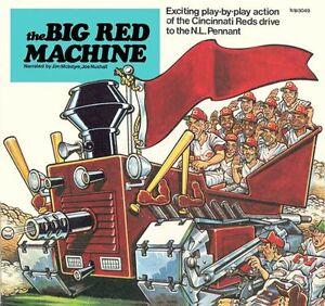 cincinnati reds the big machine