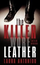BRAND NEW  The Killer Wore Leather by Laura Antoniou leather/BDSM/fetish