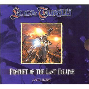 LUCA-TURILLI-Prophet-Of-The-Last-Eclipse-Ltd-Digibook-CD-New-Sealed