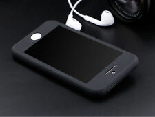 360 Degree Full BODY Protection Front+Back Cover Case For APPLE iPhone 5 / 5S