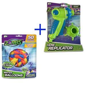 Zorbz-Wasserballon-6-fach-Replikator-50er-Beutel-Wasserbomben-selbstverschl
