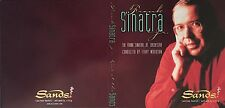 SANDS CASINO- CD COVER- LIVE AT THE SANDS- FRANK SINATRA JR.- ATLANTIC CITY, NJ