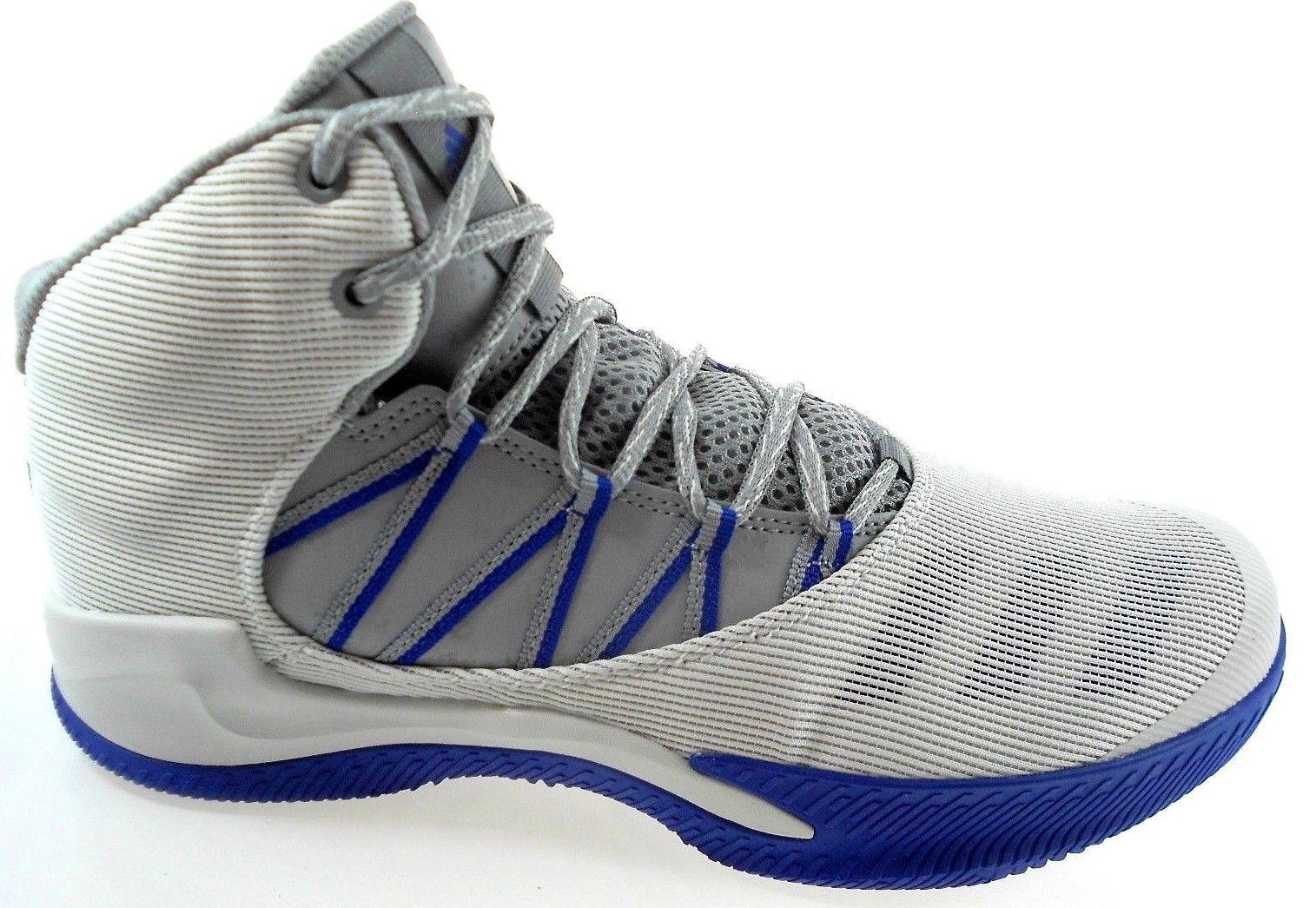 new york b6a86 4108c ... sweden adidas infiltrar hombres gris azul zapatillas talla de baloncesto  by4226 talla zapatillas 13 el modelo