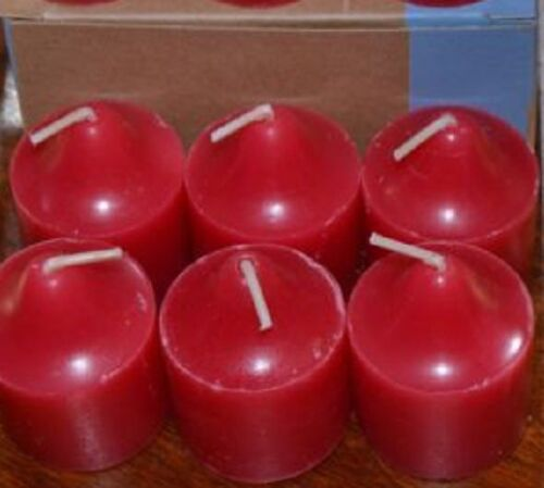 Partylite 4 boxes FORBIDDEN FRUITS APPLE ALLURE votives NIB