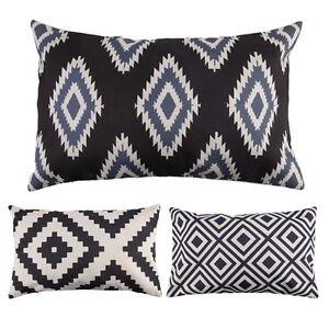 30x50-Housse-de-Coussin-Geometrique-Taie-Oreiller-Epais-Creatif-Sofa-Canape