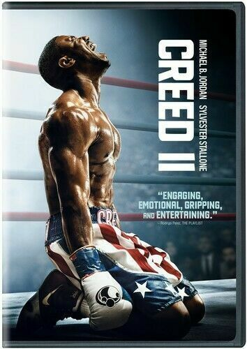 Creed Ii Dvd 2019 For Sale Online Ebay