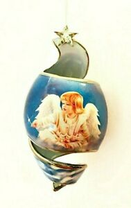 Starlight Blessings 2001 Porcelain Angel Ornament If You Did Not Twinkle So