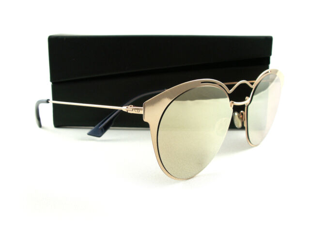9286a4d5f38f Christian Dior Nebula Okj1 Dark Ruthenium Womens Authentic DESIGNER  Sunglasses