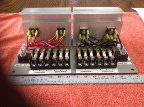 Diode Module M3345D-10J6  10 Amps 6 Drives
