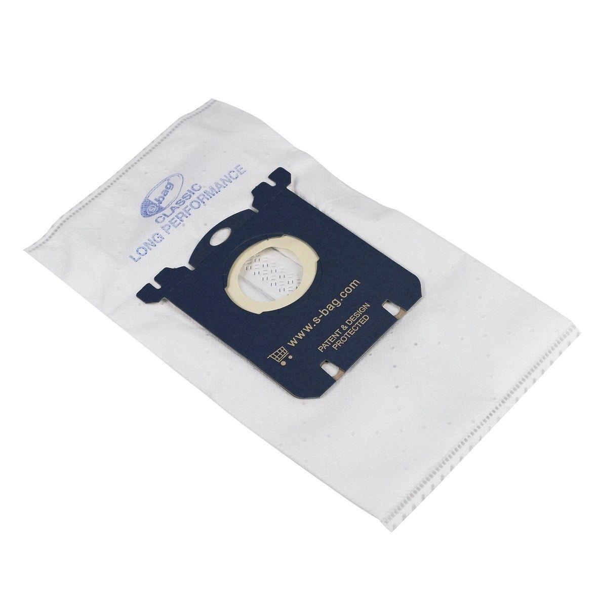 10  Staubsaugerbeutel geeignet für Philips SmallStar FC8230//01
