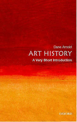 1 of 1 - ART HISTORY VSI, ARNOLD, Very Good