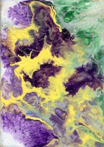 ACEO-Abstract-Pansies-Acrylic-Pour-Painting-Masonite-Art-by-Penny-Lee-StewArt