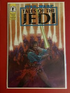 Dark-Horse-Comics-Star-Wars-Tales-Of-The-Jedi-Comic-Books-Issues-1-5-Complete