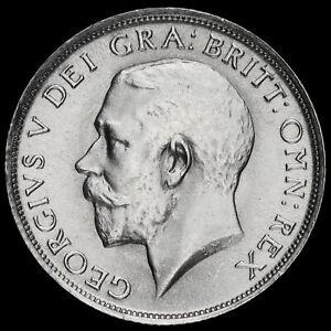 1918-George-V-silver-shilling-EF