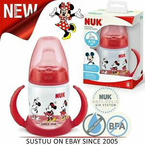 NUK First Choice Learner Bottle Replacement Silicone Non-Spill Spout
