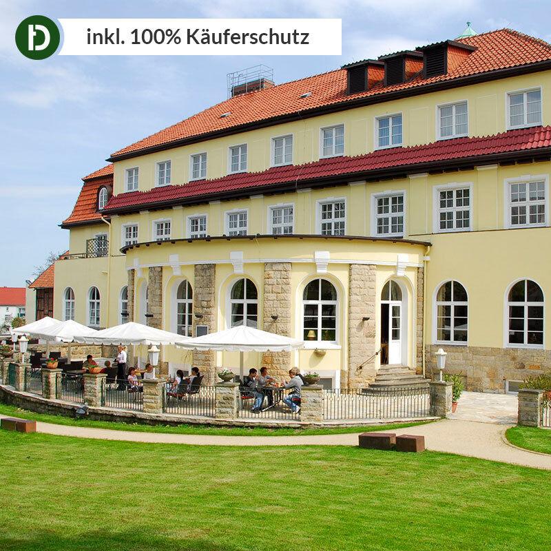 2ün 2 PERS. HP RESINA 3s kurhotel Fürstenhof Blankenburg vacanza
