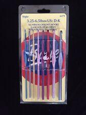4.00-6.50mm Sullivans Kids Crochet Hooks 5 Pack