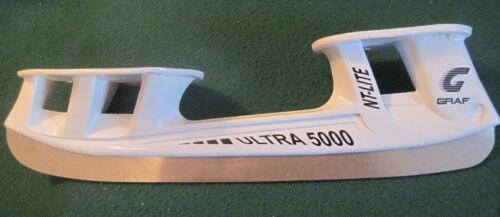 Graf Ultra 5000 Hockey Skate Blade Holder And Steel Blade #263 L