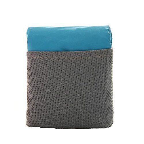 Pocket Blanket Folding Mat Sand Beach Pad for Picnic Camping