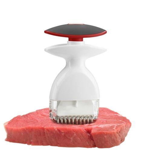 Zyliss viande steak attendrisseur inox sharp blades heavy duty tool