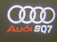 Indexbild 35 - Lumière de bienvenue Light Door Welcome Projector For AUDI audi S3 quattro A4 Q3