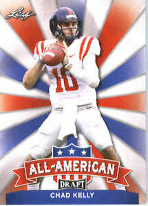 2017-Leaf-Draft-Football-All-American-AA-03-Chad-Kelly