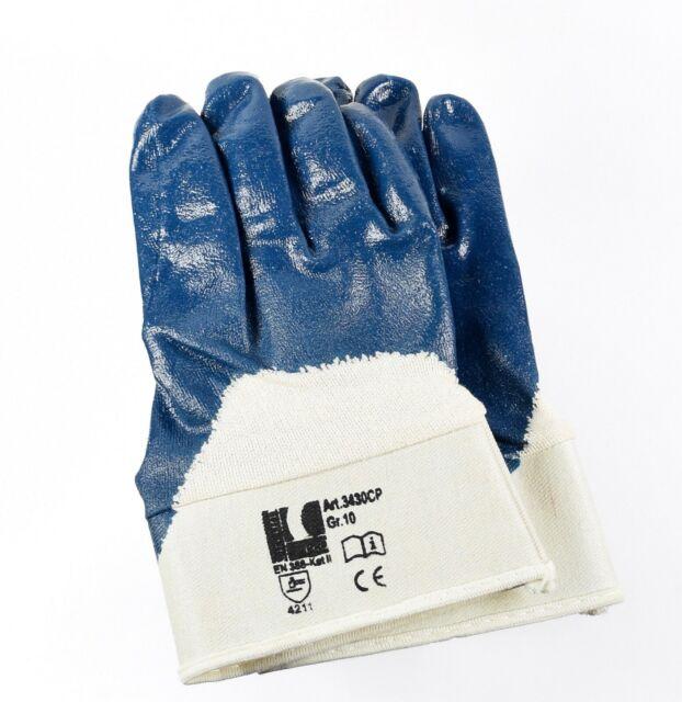 Arbeitshandschuh - NITRILHANDSCHUH - Gr. 10 - Circum pro Nitril Handschuh