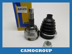 Coupling Drive Shaft Joint Metelli For FIAT Grande Punto Opel Corsa D