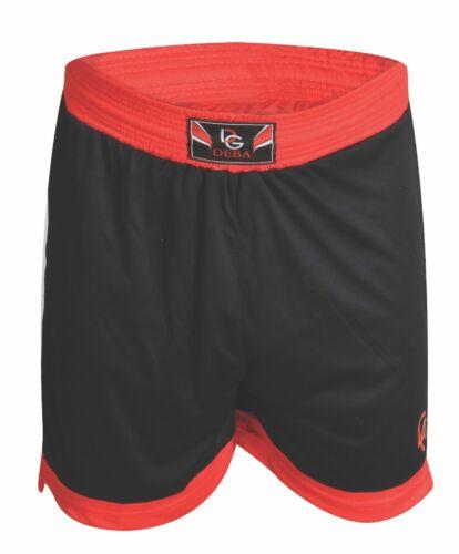 Deba MMA Trainingshort  Shorts Kurze Fight Short Kickboxen Kampfsport Fußball DE