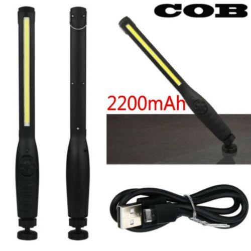 Astro Pneumatic 40SL Rechargeable COB LED Slim Work Light  Lamp 410 Lumens 2H