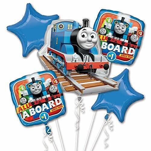 Mayflower Products Thomas The Train Tank Engine 3rd Birthday Party Supplies