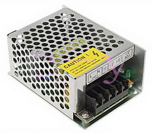 AC 100-240V DC 5V 5A Adjust Universal Regulated Switching Power Supply 25W New