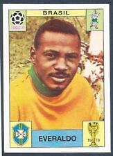 PANINI WORLD CUP STORY #031-MEXICO 70-BRAZIL-BRASIL-EVERALDO