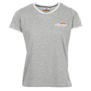0e8b58adc3 Vêtement T-Shirts Ellesse femme T-Shirt Femme Col Rond Uni taille ...