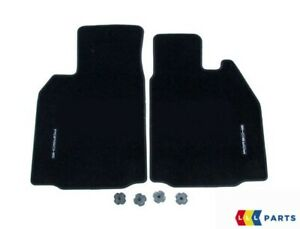 Nuevo-Genuino-Porsche-Boxster-987-06-12-Negro-Alfombra-de-suelo-textil-Esteras-RHD