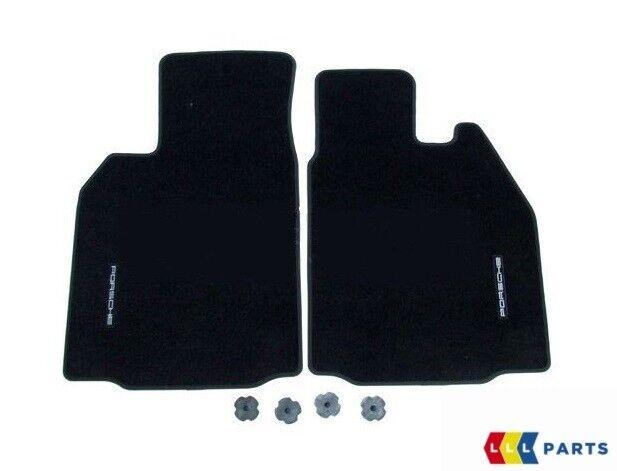 Carpet Floor Mats >> Genuine Porsche 987 997 Carrera Carpet Floor Mats For Right Hand Drive Vehicle