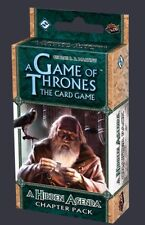 A Game of Thrones: The Card Game – A Hidden Agenda [Sealed] LCG Living Card Game