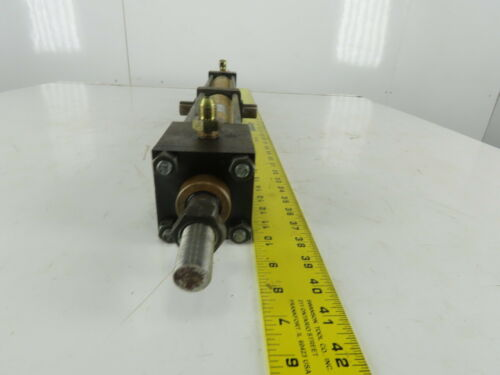 Details about  /Tacto 60mm Bore 500mm Stroke Double Acting Center Trunnion Hydraulic Cylinder