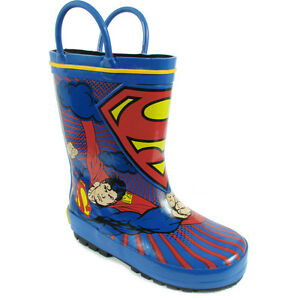 Before your littler hero flies off to save the day, be sure he have the proper footwear. Our Kids Superhero Boots match perfectly with any of the Captain America, Wonder Woman, or Superman costumes. He'll be up, up and away once he's in these boots!