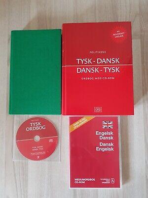engelsk tysk ordbog