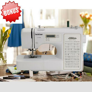 Brother-Computerized-Sewing-Machine-100-Stitch-Runway-Electric-Embroidery-Tailor